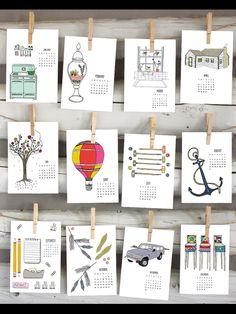 Calendar ideas!