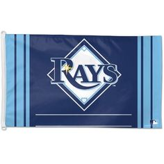 MLB Tampa Bay Devil Rays 3-by-5 foot Flag $26.95