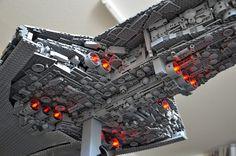 Star Wars - Executor - Darth Vader's Super Star Destroyer | Flickr - Photo Sharing!