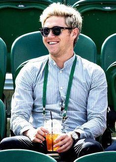 Niall at Wimbledon 2016 ♥