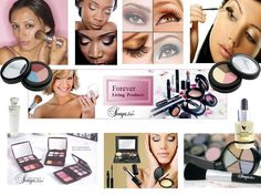 Sonya make up, natural products. Great for skin