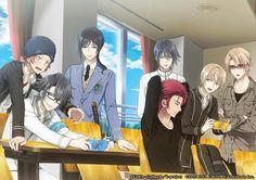 Hot Anime Guys, I Love Anime, Kk Project, Missing Kings, Suoh Mikoto, Bungou Stray Dogs Wallpaper, Anime Couples Manga, Cute Backgrounds, Anime Boyfriend