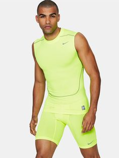 Nike Mens Compression Vest | Very.co.uk