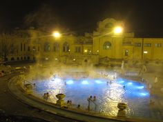 Termas húngaras / Hungarian baths