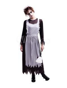 High Quality Zombie Women's Halloween Costumes - Milanoo.com  #zombie #halloween…