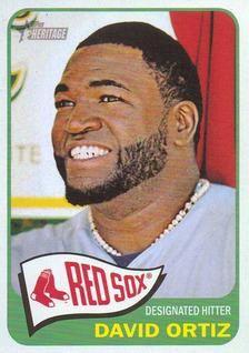 David Ortiz - will he retire a Red Sox? I hope.