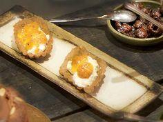 Mandelmusslor - Johan Sörbergs recept Griddle Pan, Cheesecake, Eggs, Breakfast, Food, Morning Coffee, Grill Pan, Cheesecakes, Essen