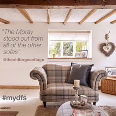 It's about keeping the cottage looking authentic, but adding the modern touches that make the house feel like a modern and contemporary home. Explore inspiring interiors direct from your homes. | #mydfs