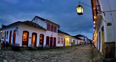 Paraty , Brazil