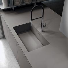 Risultati immagini per lavelli cucina ceramica | Idee | Pinterest ...