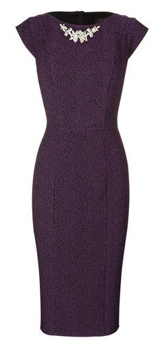 Gok for Tu Grace Kelly Shift Dress #sainsburys#autumndreamhome