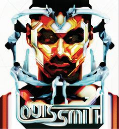Limited edition Metro Olympic London 2012 poster Louis Smith by Charles Williams