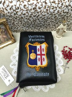 230d03f87f4c Institute of Christ the King Crest Missal Cover