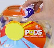 Consumer Reports Takes Liquid Detergent Pods Off 'Recommended' List because of the dangers to small children. #laundry #detergent