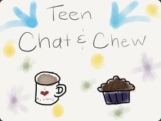 The Show Me Librarian: Teen Chat & Chew: A program by my colleague Angie