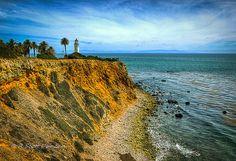 Point Vicente Lighthouse - Rancho Palos Verdes, California