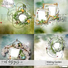 Waking Garden Quickpages
