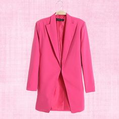 10 Pink Coats You Need So Hard Right Now