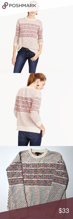 J. Crew Linen surfboard sweater | Surfboards, Slim arms and Linens