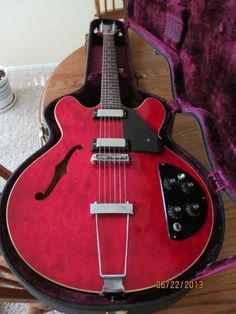 Vintage Gibson ES-325 Electric Guitar Made in USA