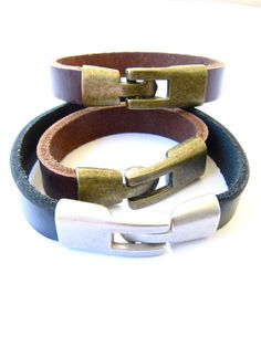 NEW ITEMLairaLou Kids Leather Bracelets with Buckle by LairaLou, $18.00