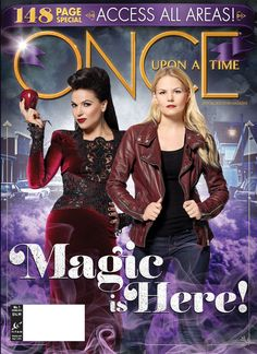 Once Upon a Time Magazine | Once Upon a Time Wiki | Fandom powered by Wikia