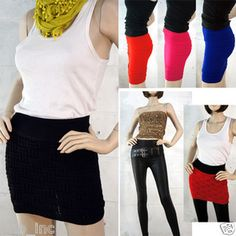 Mini Skirts/Tube Tops Starting as low as $9.60