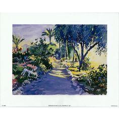 """Art Print By Hazel Soan SC3965 Size (8"""" x 10"""") -- $0.50"""