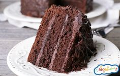 Chocolate cake that is delicious, decadent, and allergy-friendly? This chocolate cake is gluten, egg, and dairy free. Making this a recipe that everyone can enjoy! Egg Free Chocolate Cake, Decadent Chocolate Cake, Chocolate Icing, Vegan Chocolate, Cake Recipes For Beginners, Easy Cake Recipes, Gluten Free Deserts, Gluten Free Cakes, Egg Free Pancakes