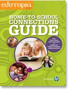 Home-to-School Connections Guide | Edutopia shares a free classroom resource guide highlighting solutions for connecting home and school in order to improve student learning and success.