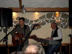 Jamie Lawson and David Agnew, Ma Murphy's, Bantry ~ image credit William Merrivale