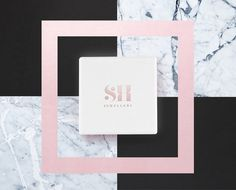 Branding and Identity design for SH Jewellery.