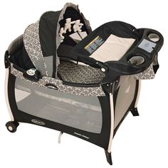 Graco Pack n Play Silhouette Play Yard - Rittenhouse