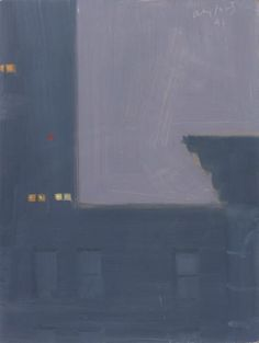 Artwork by Alex Katz, 11 P.M. #2, Made of Oil on board