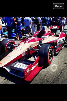 The 49ers race car... My honey would love ride this.