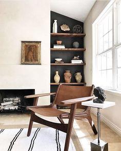 Home Interior Living Room .Home Interior Living Room Plywood Furniture, Modern Furniture, Modern Mantle, Modern Vintage Decor, Dark Furniture, Vintage Office, Furniture Dolly, Pallet Furniture, Furniture Plans