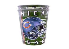 Chicago Bears 2 pk 16 oz Metallic Cups Case Pack 12