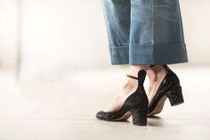 Valentino Tango mid-heel