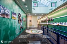 The new @Boston Red Sox @The Jimmy Fund Gallery at Dana-Farber, celebrating a 60-year partnership between the Red Sox and Jimmy Fund.