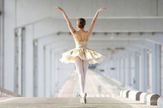 Ballerina on the Street by YoungGeun Kim on 500px