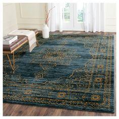 Amelia Area Rug - Safavieh, Turquoise/Blue