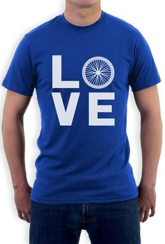 Love Cycling - Bicycle Riders Gift Idea - Bike Lover T-Shirt
