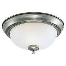 """Sea Gull Lighting 44615 Contemporary / Modern Single Light Reversible 5.75"""" Wide Bathroom Fixture from the Finitude Collection"""