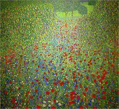 klimt | Mohnwiese © Gustav Klimt / akg-images präsentiert von: