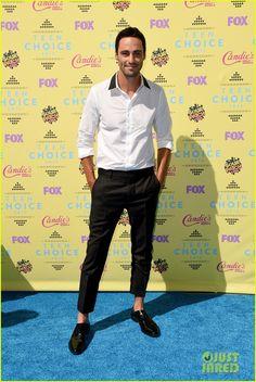 b78ed0f3ad8b Richard Brancatisano at the Teen Choice Awards 2015 Teen Choice Awards  2017