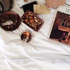.@April Flores | things in bed ... | Webstagram
