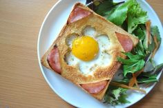 Ham and Egg Nest   44 Brunch Recipes You Can Make At Home To Save Cash
