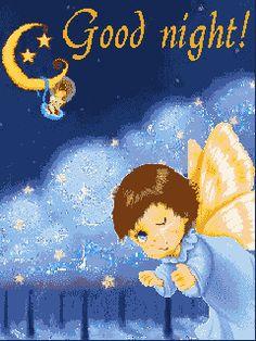 Good night sweet Angel Sisters!
