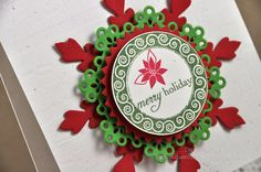 PTI products featured in Dawn McVey's card. Beautiful!!!