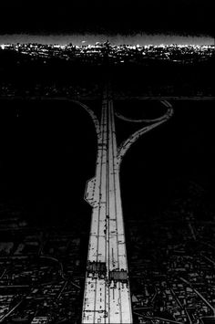 Neo Tokyo motorway